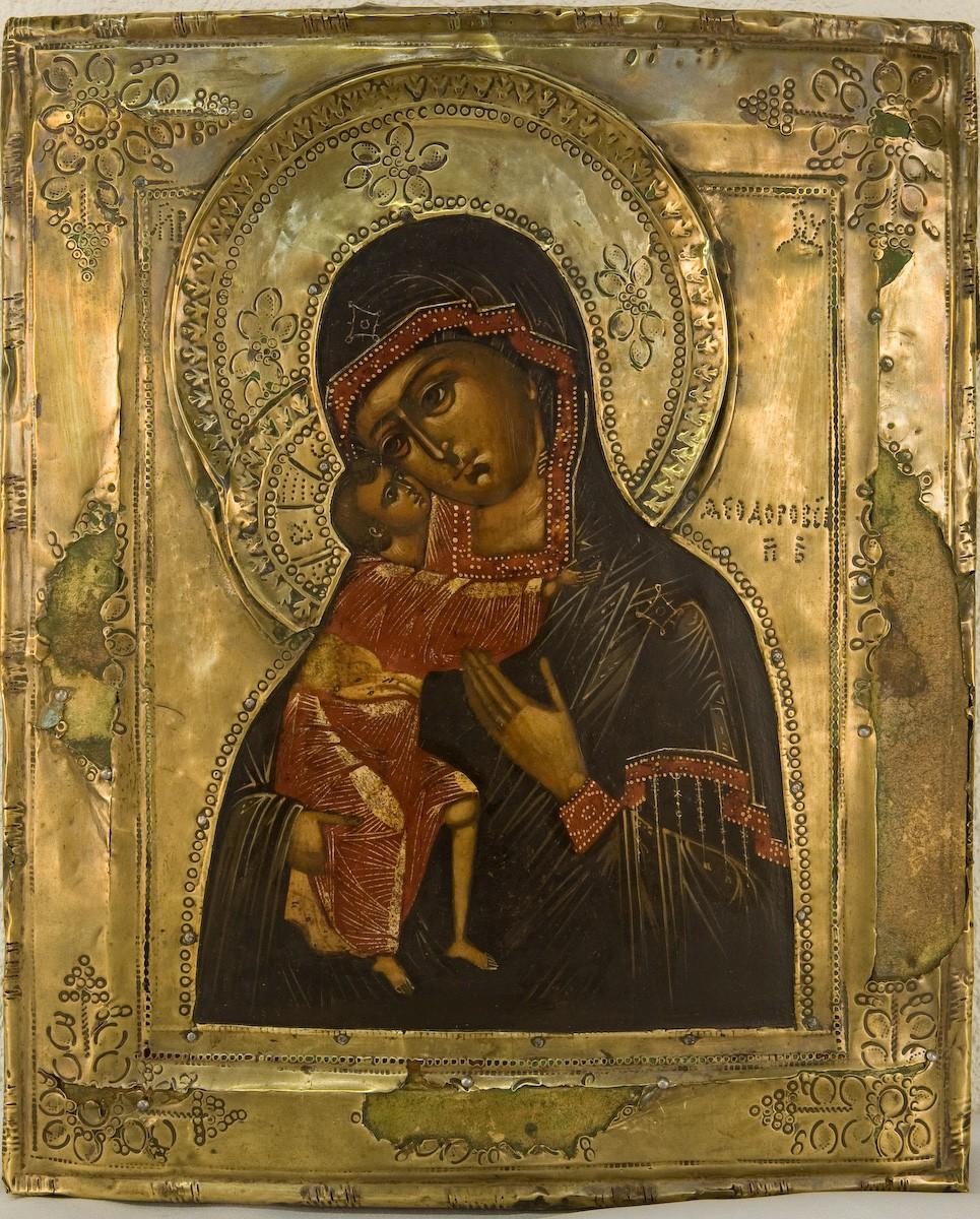 Молитвы о детях, икона Федоровская, иконы Рождества