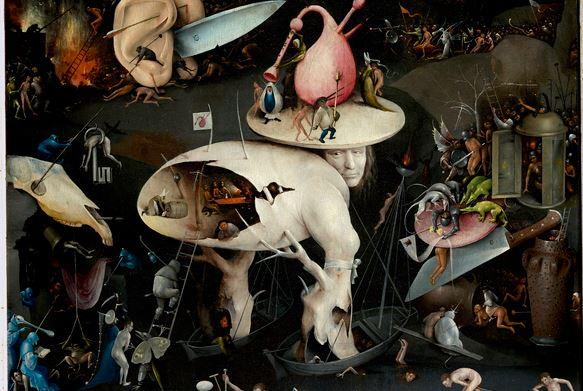 Картины человечества, картина Босха