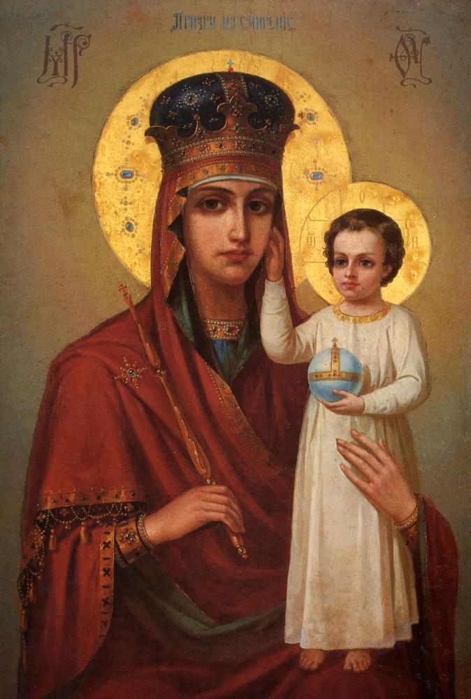 икона призри на смирение, иконы рождества