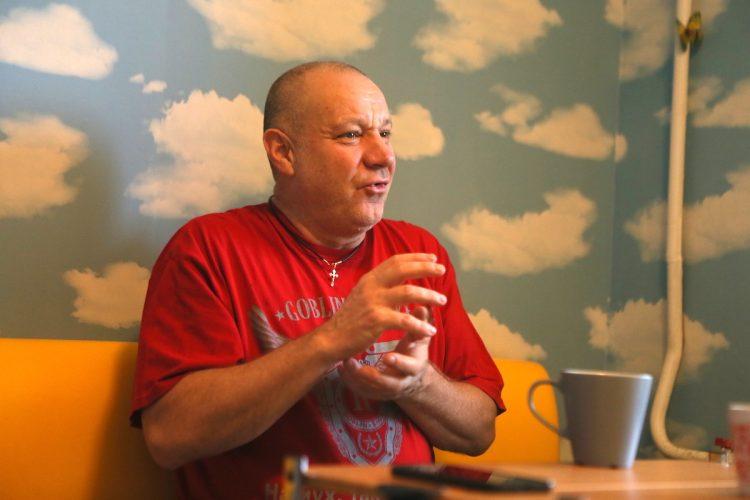 Георгий Делиев, Маски-шоу, интервью