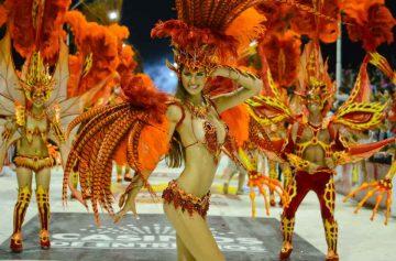 фишки дня - 12 января, карнавал Аргентина