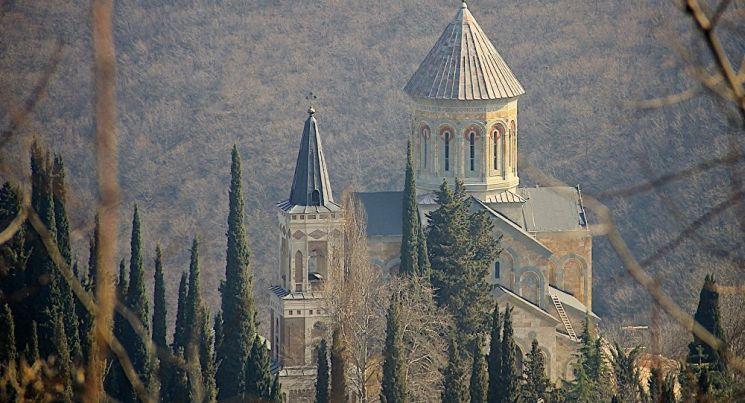 фишки дня - 27 января, день равноапостольной Нины, Ниноба Грузия