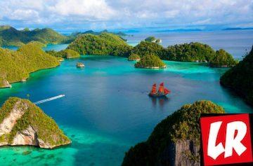 Индонезия, фишки дня, день морей и океанов Индонезия