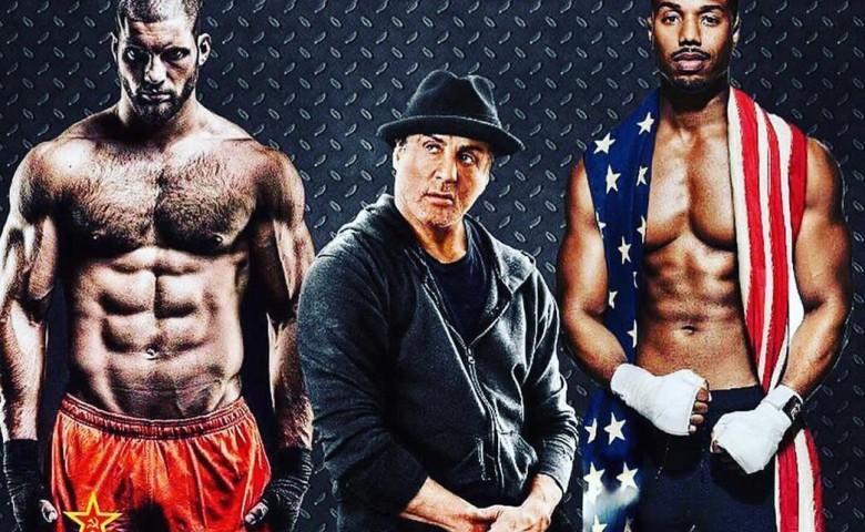 Крид 2 – новый Рокки против боксера из Киева