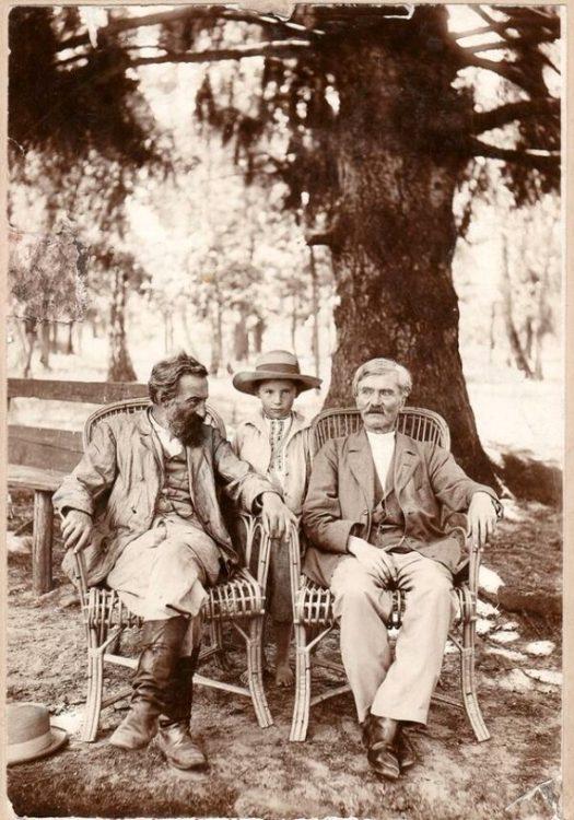 Антонович, Рыльский, киев
