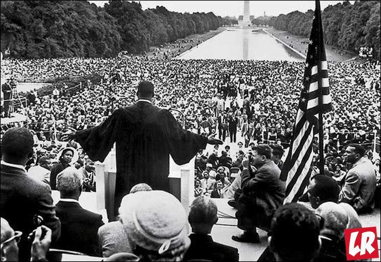 фишки дня - 21 января, День Мартина Лютера Кинга