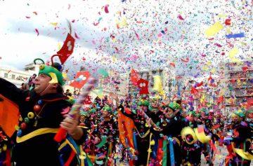 фишки дня, Патрский карнавал Греция