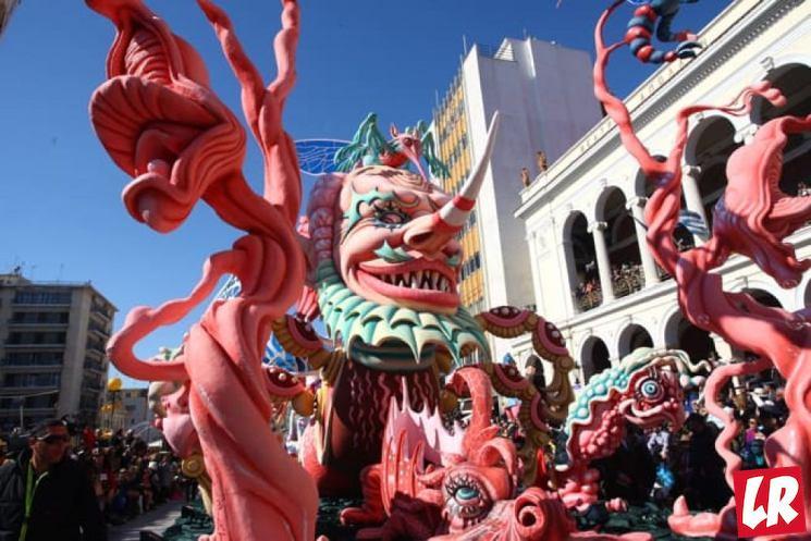 фишки дня - 17 января, Патрский карнавал Греция