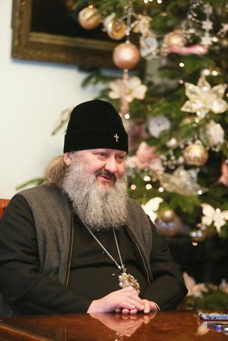 Павел Наместник Киево-Печерской лавры