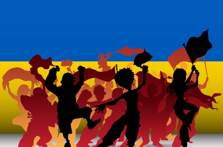 праздники Украины, день флага