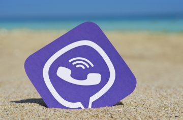 сообщество в Viber, пляж, SMM