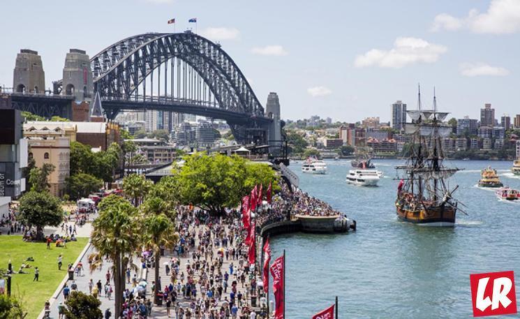 фишки дня - 26 января, Сидней, день Австралии