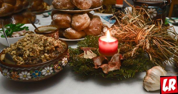 фишки дня - 6 января, Святвечер, вечер накануне Рождества, Богатая кутя