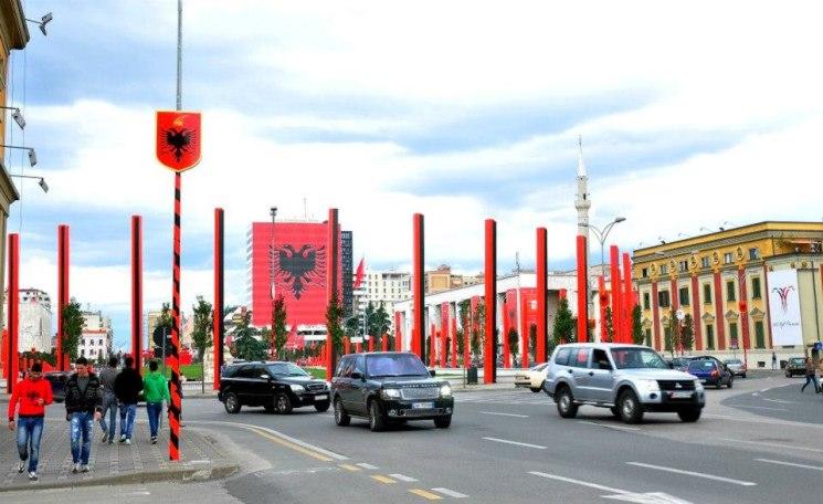 фишки дня - 11 января, Тирана, день республики Албания