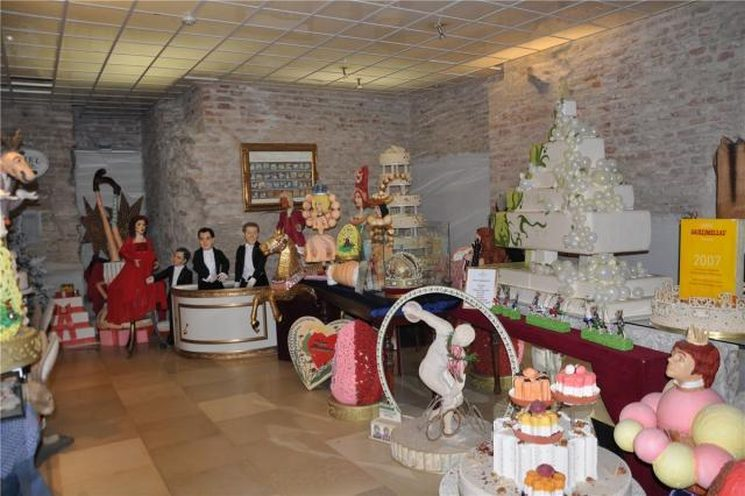 фишки дня - 12 января, музей марципана Вена