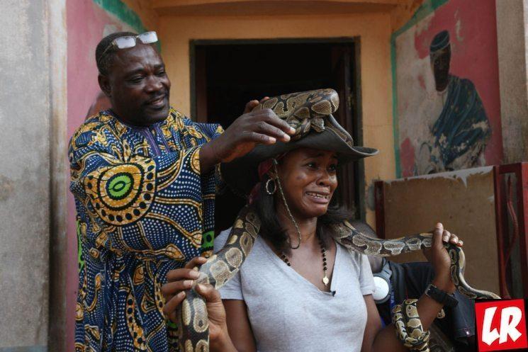 фишки дня - 10 января, День вуду Бенин