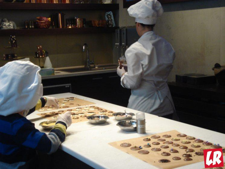 музей шоколада Кельн
