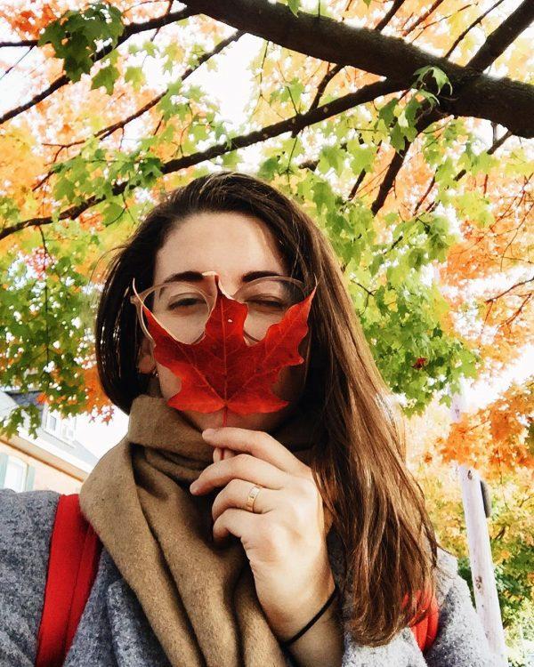 Как украинцам живется в Канаде, Канада, кленовый лист