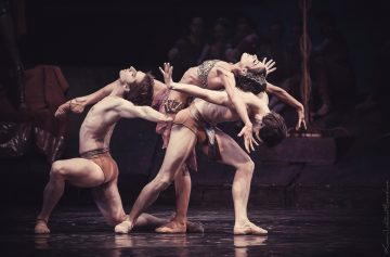 Спартак, балет, киев