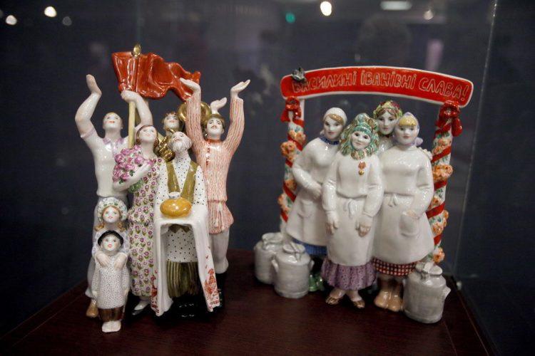 музей истории киева, фарфор, Киев, искусство