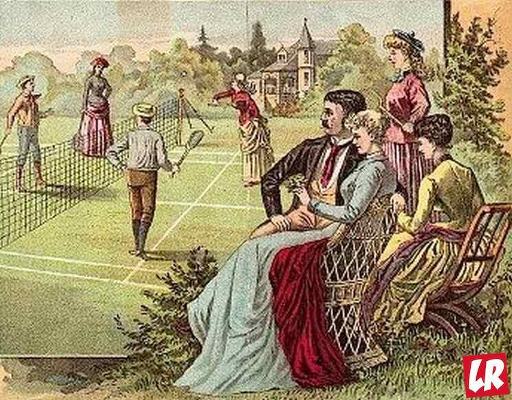 фишки дня - 23 февраля, история тенниса