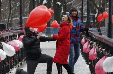 фишки дня, день святого Валентина
