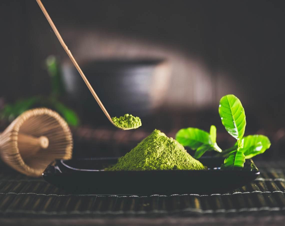 Зеленый чай матча — суперфуд для мозга с антиэйдж-эффектом