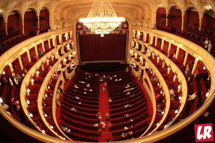 фишки дня - 10 февраля, основание Одесского оперного театра, Одесский оперный театр