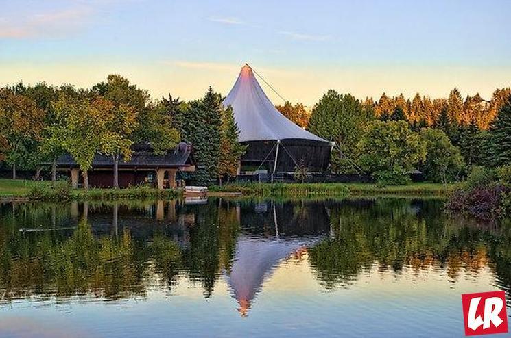 фишки дня - 18 февраля, день наследия Канады, парк Эдмонта