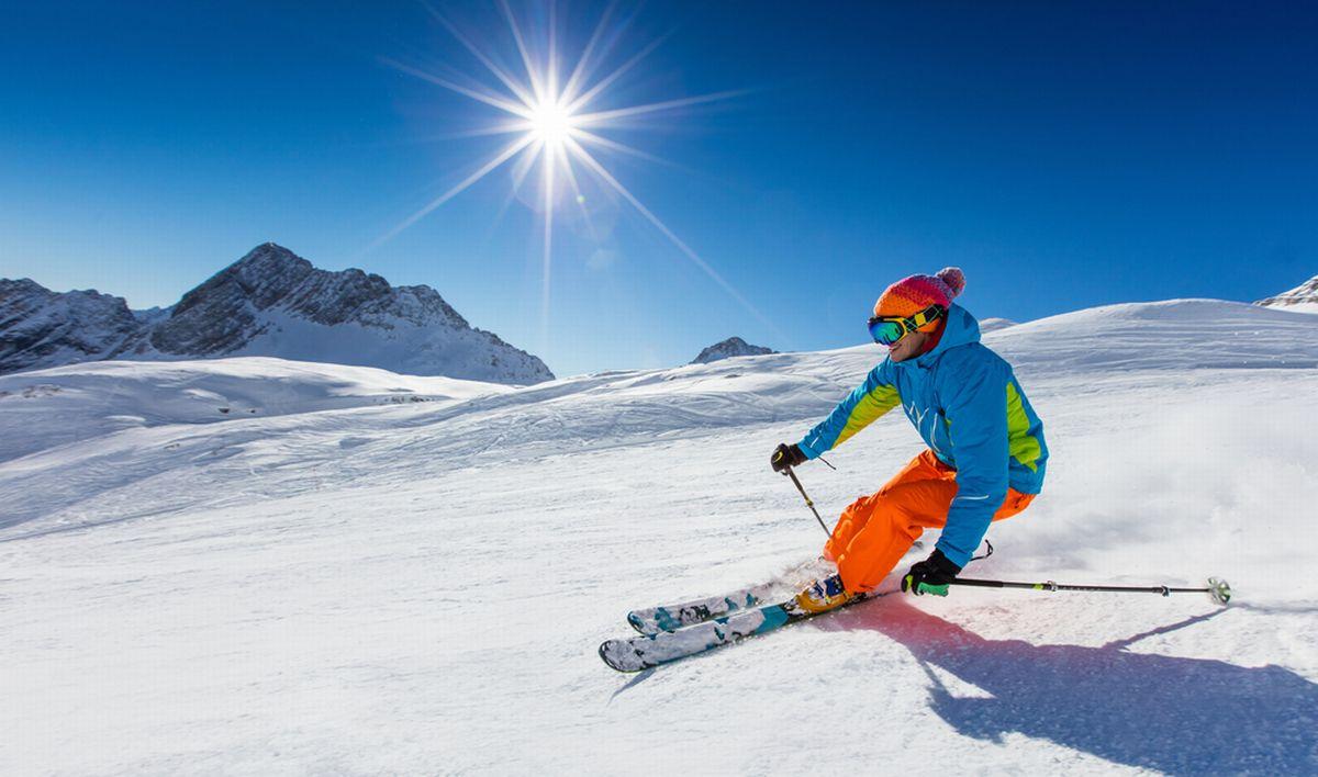 Не Карпатами едиными —  лыжные курорты Украины