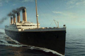 фишки дня, день рождения парохода, Титаник