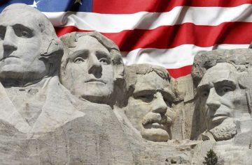 фишки дня, День президентов США