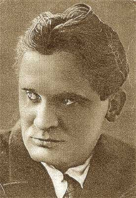 Юрий Олеша, портрет, Одесса