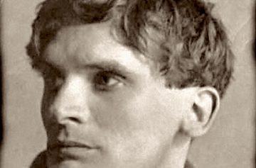 Юрий Олеша, портрет