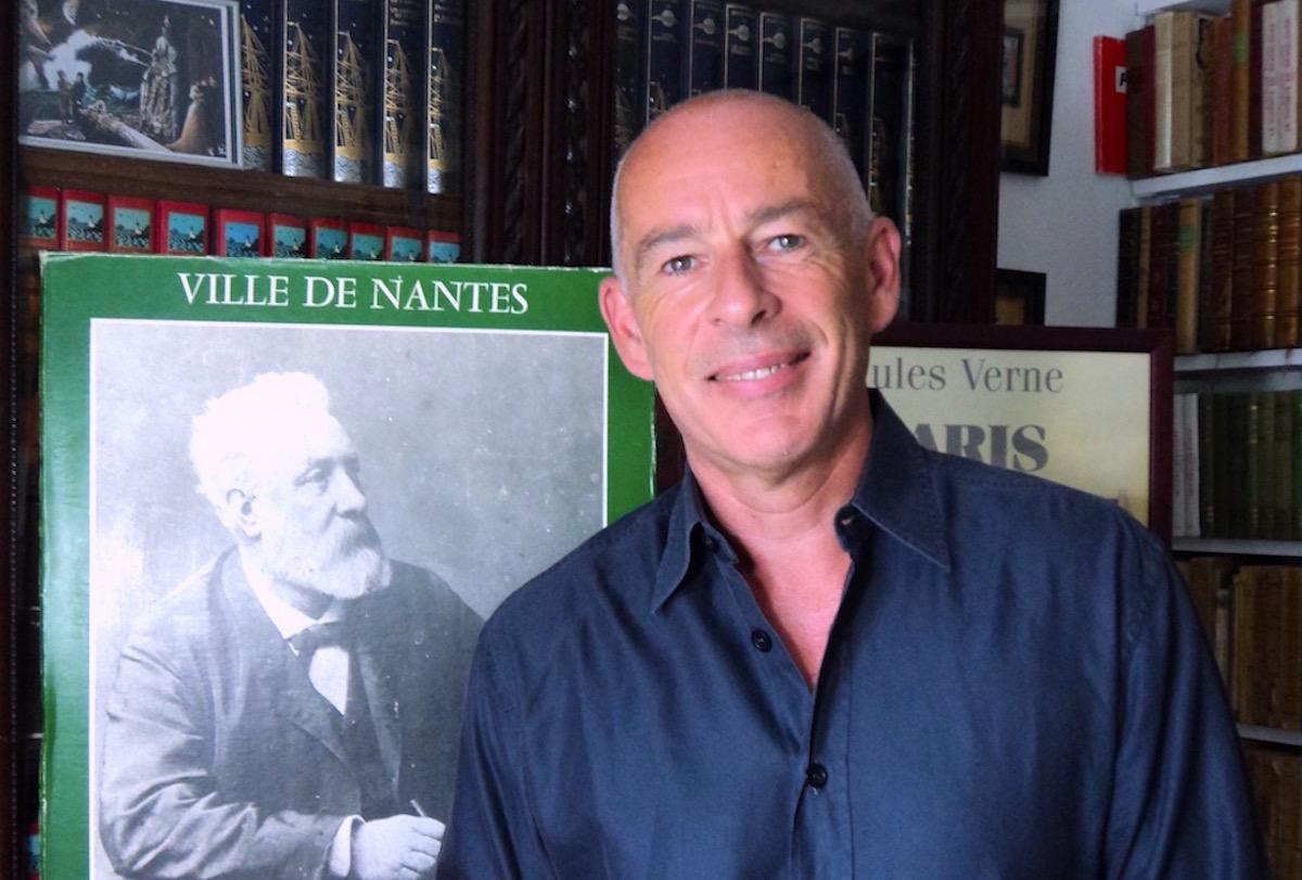 Жюль Верн, правнук Жан Верн