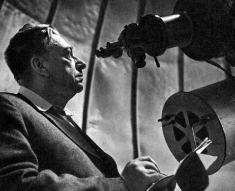 Николай Барабашов, телескоп