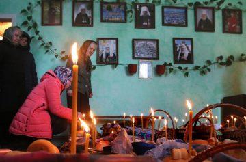 Жизнь после томоса, захват храмов