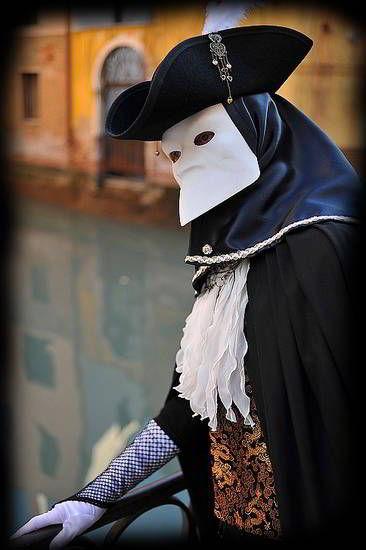 баута, маска