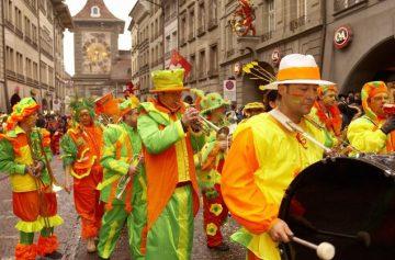 фишки дня, Бернский фестиваль