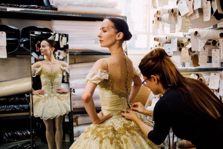 екатерина ханюкова балерина