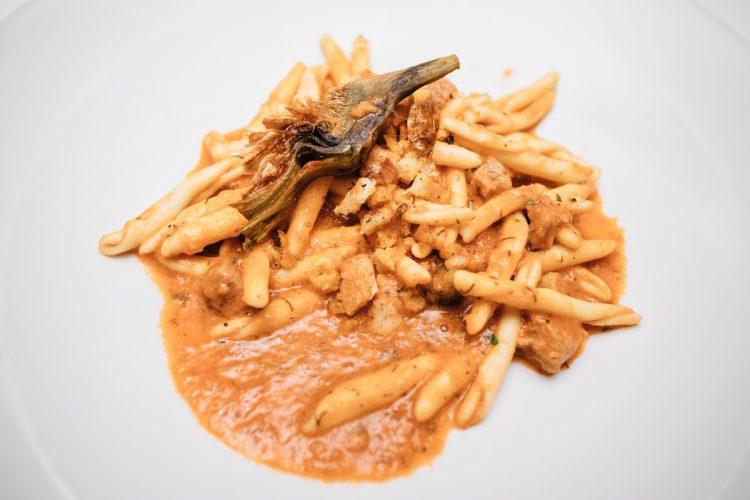 артишок, рецепт, Гаэтано Варко, шеф-повар, фестиваль сицилийской кухни, итальянская кухня, киев, отель опера, ресторан Театро, казаречче