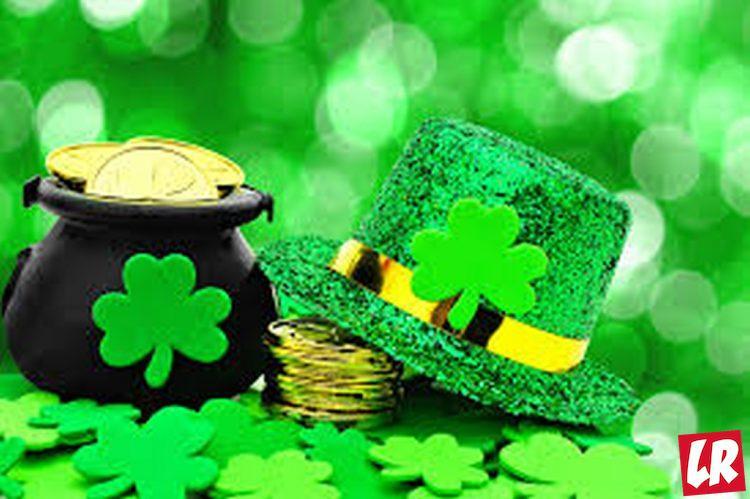 фишки дня - 17 марта, День святого Патрика Ирландия