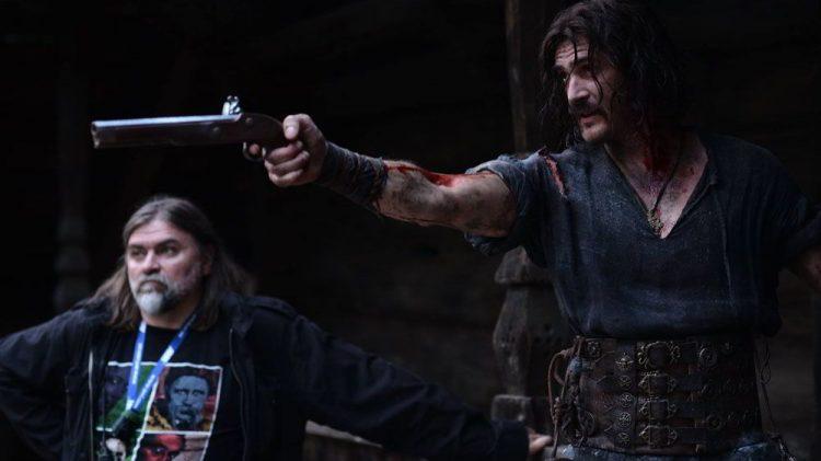 Украинские фильмы 2019, пистолет, кадр из фильма, олекса довбуш, Госкино, Украина