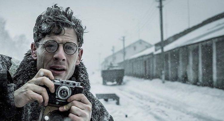 Украинские фильмы 2019, Гарет Джонс, Голодомор, канал Украина