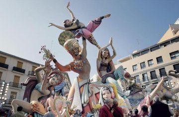 фишки дня, фестиваль Лас Фальяс Испания