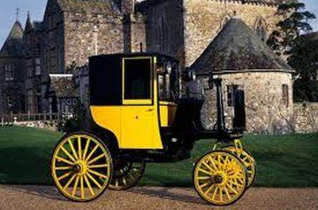 фишки дня, день такси, таксомотор Лондон
