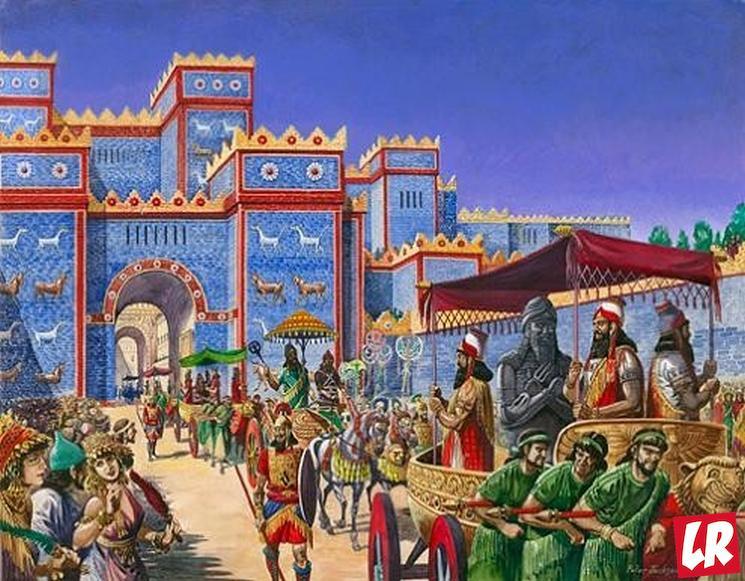 фишки дня - 1 апреля, Ассирийский Новый год