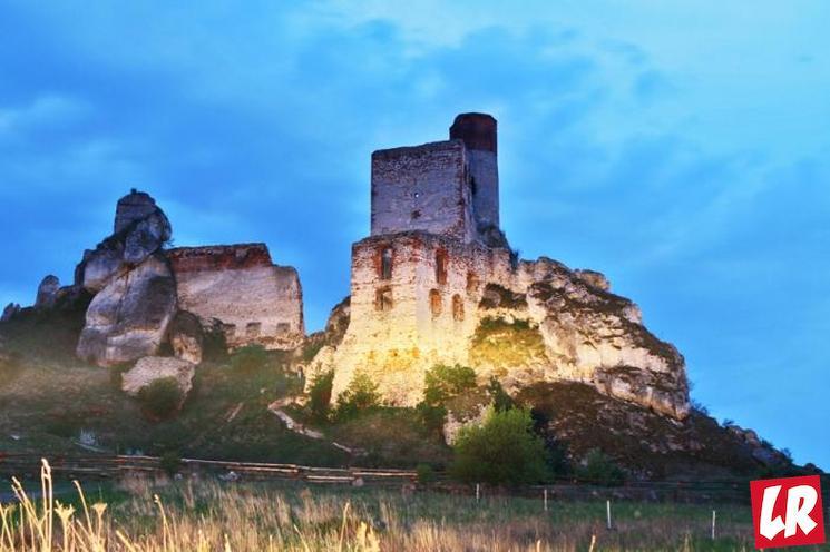 фишки дня - 14 марта, день рождения бутерброда, замок Ольштын