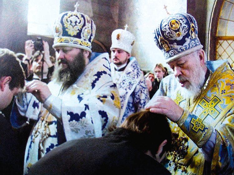 киево-печерская лавра владыка митрополит Павел Павло Pavlo Pavel архивные старые фото, блаженнейший Владимир