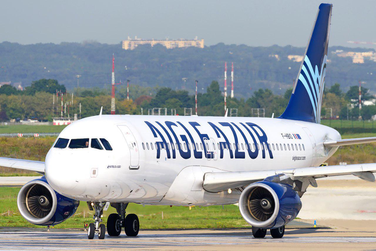 В Париж – за 66 евро! В Украину заходит авиакомпания Aigle Azur
